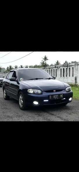 Hyundai Accent Gls Th 2001