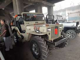 New condition jeep
