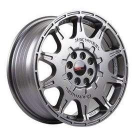 HSR-WRX-1072-Ring-16x7-H8x100-1143-ET45-Semi-Matte-Grey-300x300