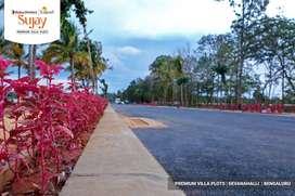 RERA-Approved Premium Gated Community Villa Plots for Sale-Devanahalli