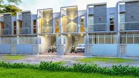 Rumah Baru 2 lantai Mewah Murah dekat Kampus UIN Kedokteran