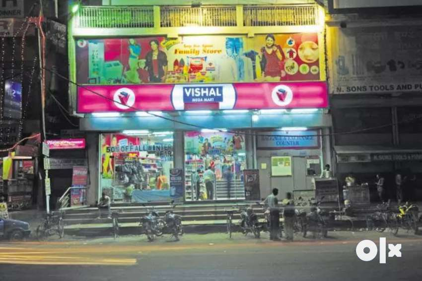 Urgent opportunity for fresher girls and boys in Vishal mega Mart 0
