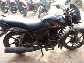 Honda Shine with Disk Brake