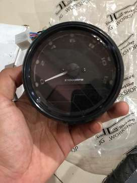 Spidometer digital