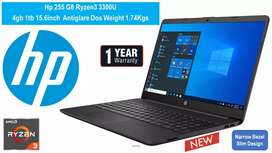 HP 255 G8 RYZEN 3 SEALED BOX NEW LAPTOP