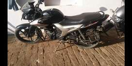 Yamaha SZ R Bike