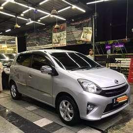 Jual Toyota Agya 2014 Kinyis Kinyis..