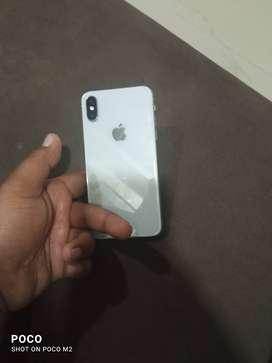 iphone x good condition