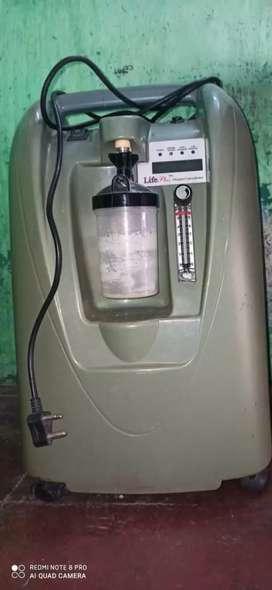 Oxygen machine,भाड्याने मिळेल.