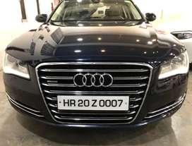 Audi A8 L 3.0 TDI Quattro (fully loaded)