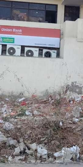 10*20 size Shop Land for sale 80 ft Road Near Dwarkadas Garden Chopati