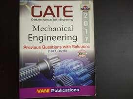 Vani institute GATE Mechanical Study Material