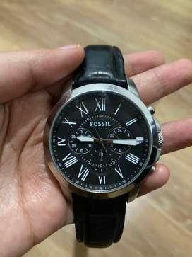 Fossil watch FS4812 Cowok Fullset Malang Kota