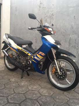 Suzuki Satria Hiu Lscm