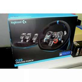 Logitech G29 Steering Wheel (Brand New)
