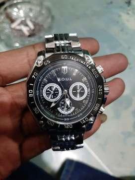 Jam tangan Soul cowok vs Aigner cewe
