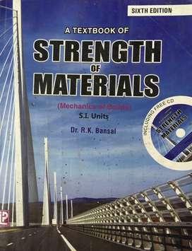 Strength of materials, R.K Bensal