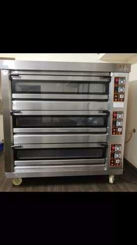 Steel new fridge
