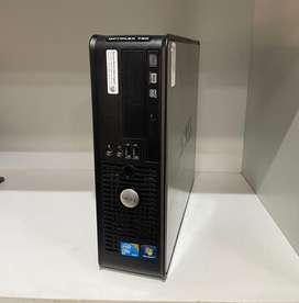 Dell Core 2 Duo CPU