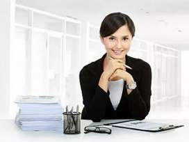 Personal secretary female only