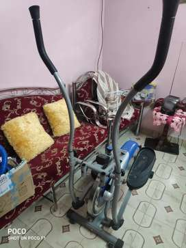 Orbitrek bicycle