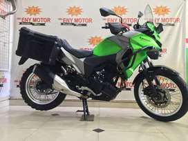 06.Kawasaki VERSYS ABS bertenaga *ENY MOTOR*