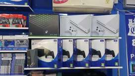 Swap your old ps3 Xbox or ps4 consoles for the latest ones
