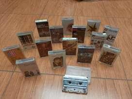 Cassette tape lagu Barat