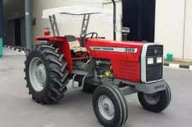 MILLAT MF 385 MASSEY FERGUSON FOR INSTALLMENT PLAN PAR HASIL KRAIN