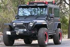 Modified jeeps shakaya modified
