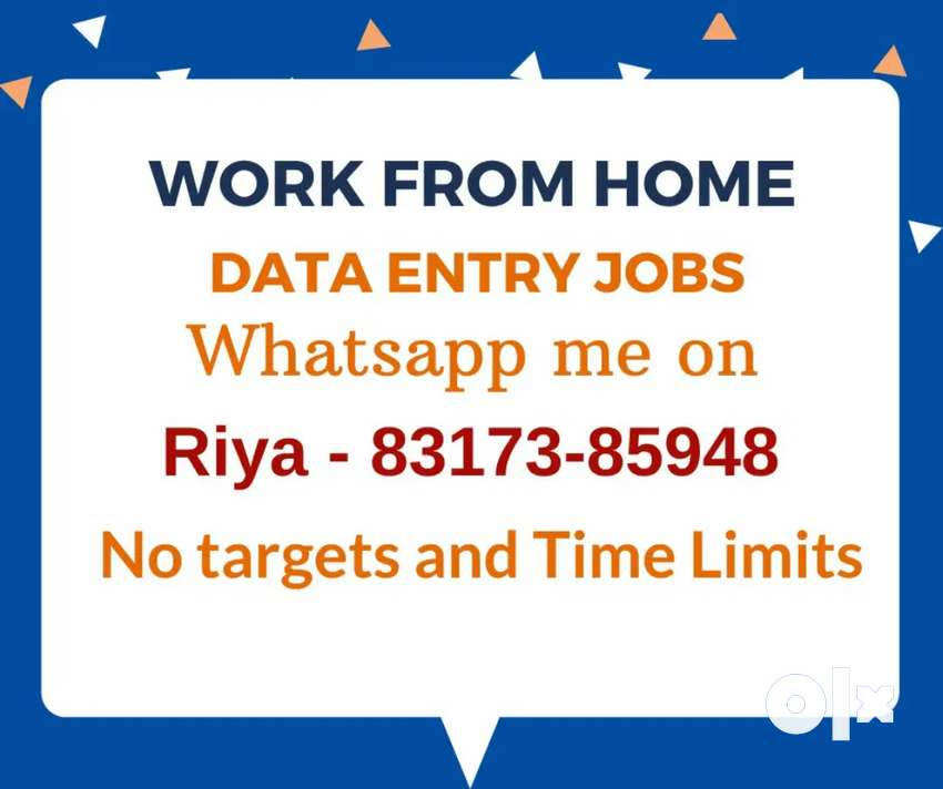Weekly payment data entry jobs for everyone. Earn weekly 5000 to 7000 0