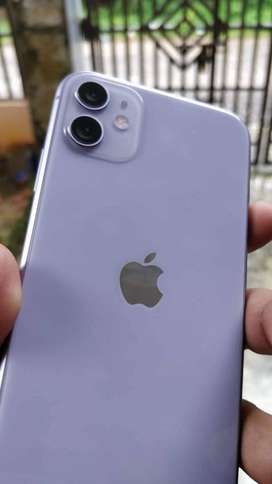 **I PHONE 11 IS AVAILABLE IN GOOD  CONDITION WITH BILL**