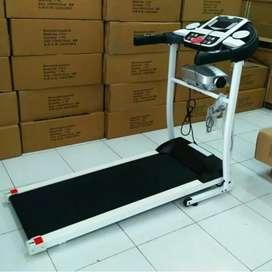 Jual Alat Fitnes Treadmil Elektrik SJ/0670 - Kunjungi Toko Kami