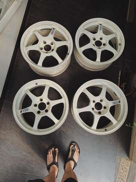 Velg ssr type c original japan