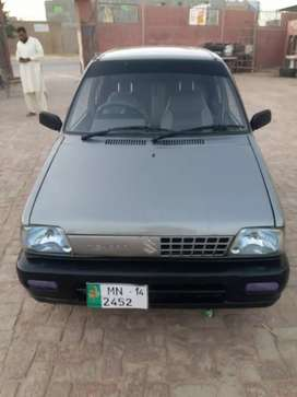 Mehran vx  total genuine only one piece touch