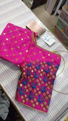 Ladies corner fancy ready made blouse