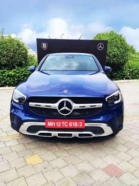 Mercedes-Benz GLC Class 300 4MATIC, 2019, Diesel