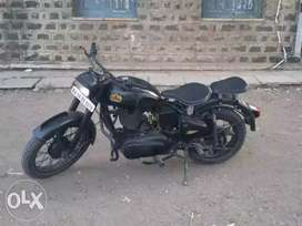 Royal Enfield Bullet In Excellent Condition With All Documents Clear