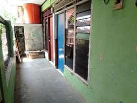 Di jual kontrakan 2 pintu di kapling nusantara harapan Jaya bekasi