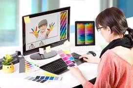 Iam a Freelance Graphics Designer