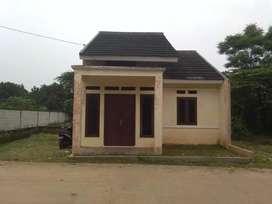 Rumah baru dekat MC donalbojong sari sawangan