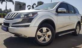 Mahindra XUV500 W8 2WD, 2012, Diesel