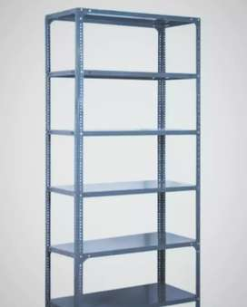 Iron metal rack 6 shelf