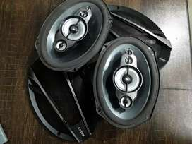 Sony xplod heavy speakers