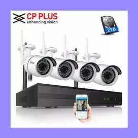 Cctv Cameras DHAMAKA Sale Cc Cameras Setup challenging Rate