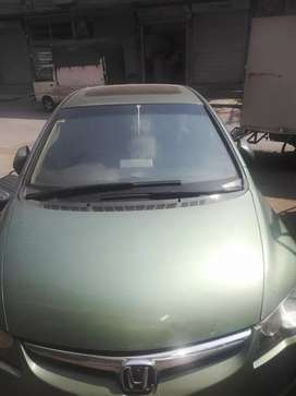 Honda civic prosmatic full option
