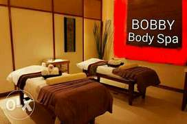 Bobby body spa. & salon Body massage manicure pedicure