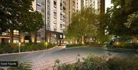 Lodha Upper Thane - 1 BHK 550 Sq. Ft. Apartment