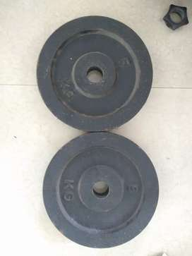 5 kg cast iron plates 2 in quantity urgently selling negotiable
