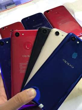 OPPO F5 4gb 64gb 32gb fresh stock pta approved whole sale rate 200pcs